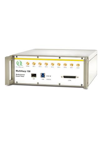 Elektronika do zliczania fotonów (TCSPC) i oznaczania czasu (time tagging)